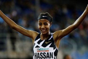 La Néerlandaise Sifan Hassan bat le record du monde du 10 000m
