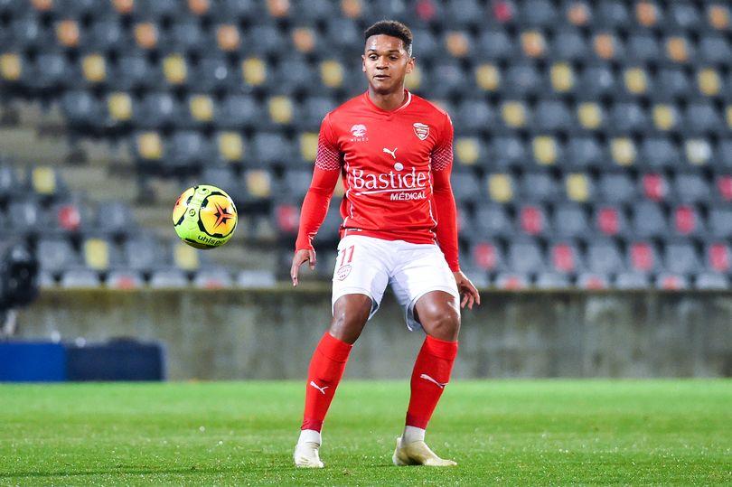 Le Béninois Matteo Ahlinvi convoité par Dijon en Ligue 2