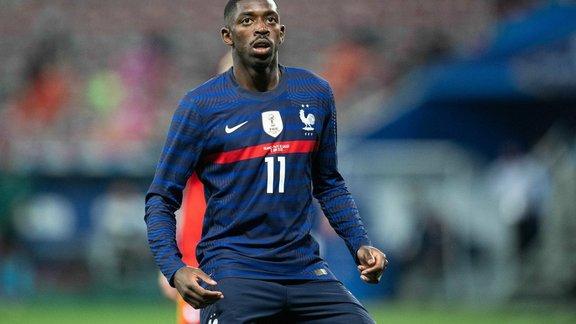 Le Français Ousmane Dembélé sera forfait pour le dernier match de poule contre le Portugal le mercredi 23 juin, à Budapest.