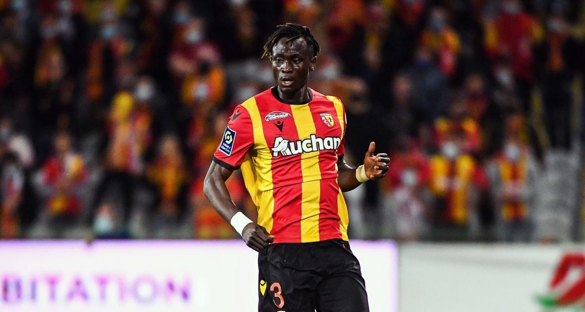 Le Guinéen Issiaga Sylla retourne à Toulouse en Ligue 2