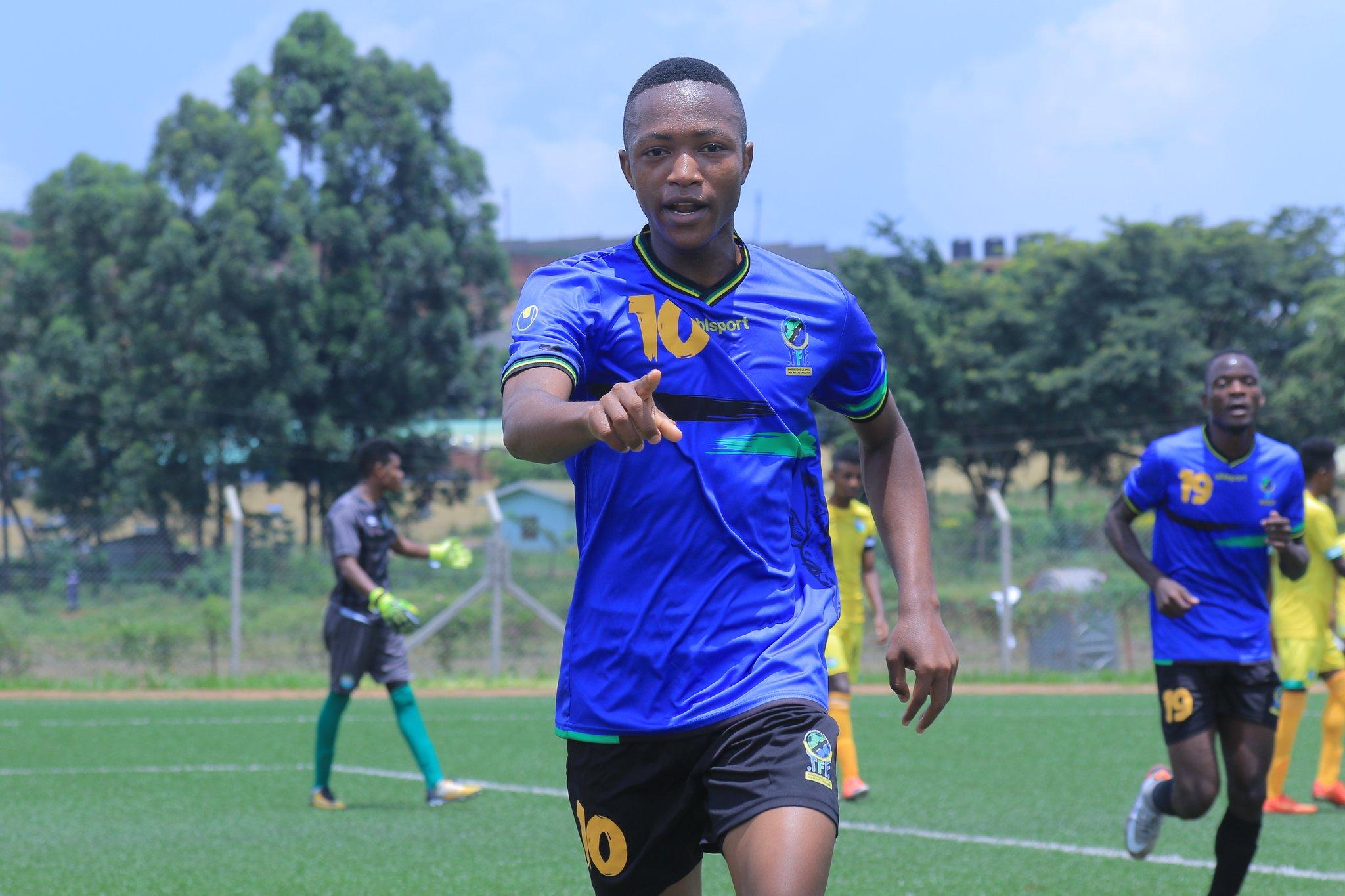 Le jeune tanzanien kelvin john rejoindra Genk en Belgique la saison prochaine.