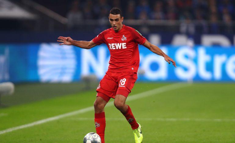 L'international Tunisien Ellyes Skhiri du FC Cologne serait dans le viseur de l'OL