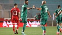 Mahrez et Feghouli, deux incontournables de Belmadi