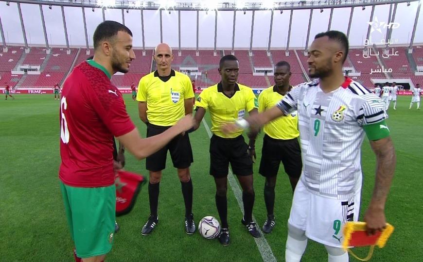 Maroc - Ghana