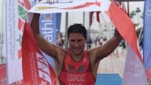 Mehdi Essadiq-triathlon-Maroc-JO
