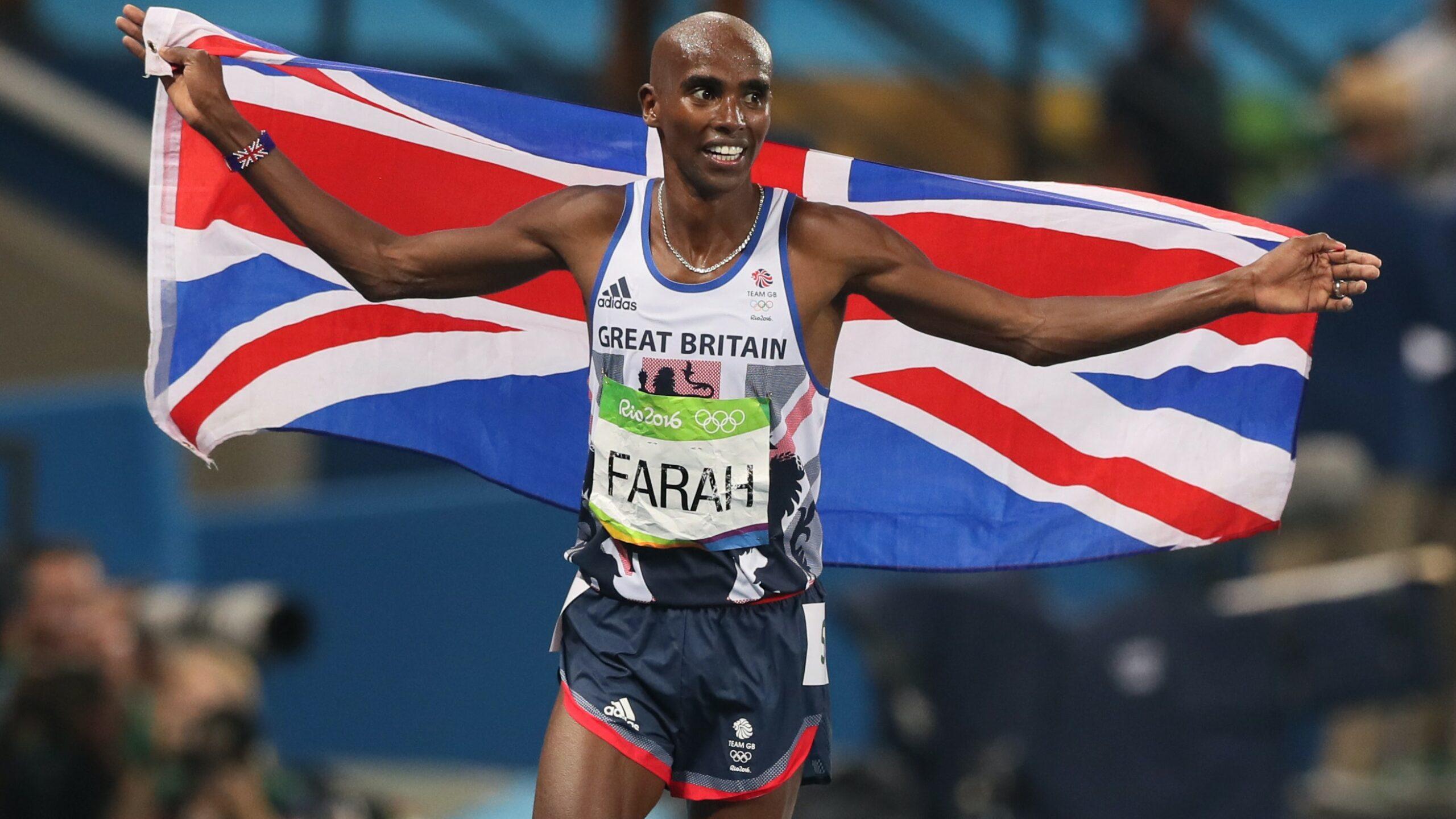 Mohamed Farah a encore des chances de se qualifier sur  les 10 000m pour les participer aux JO de Tokyo