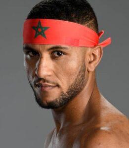 Moroccan Devil - Youssef Zalal-MMA