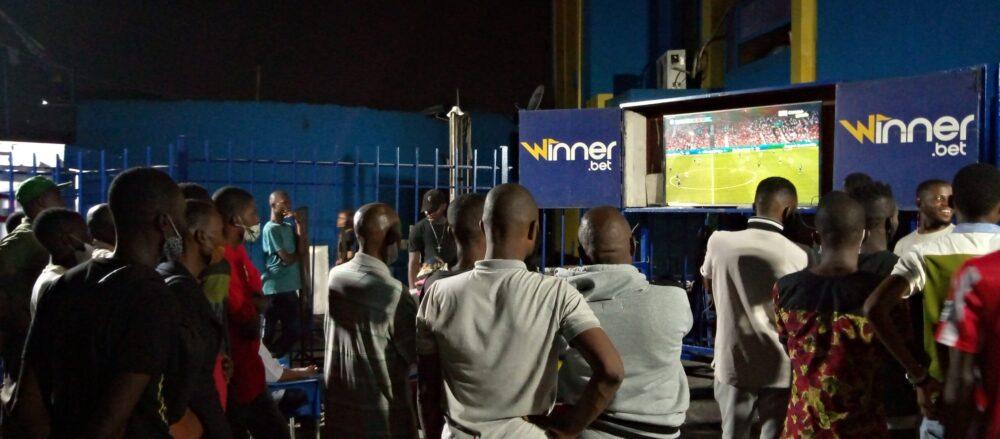 Les parieurs congolais ont remercié Romelu Lukaku