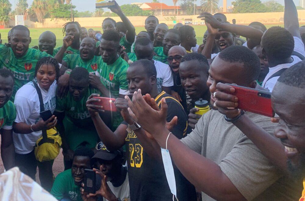 Rugby ASFA champion du Sénégal