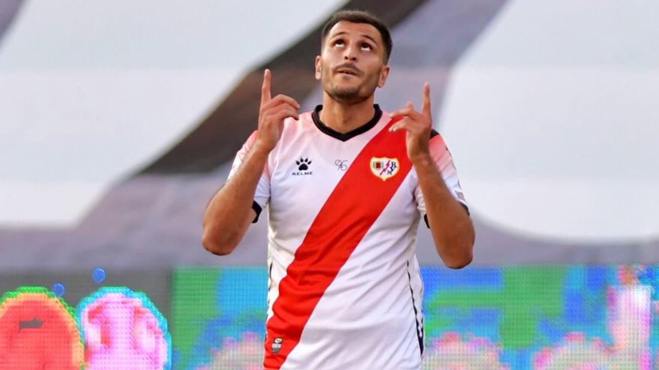 Le Marocain Yacine Qasmi et le Rayo Vallecano évolueront la saison prochaine en Liga.