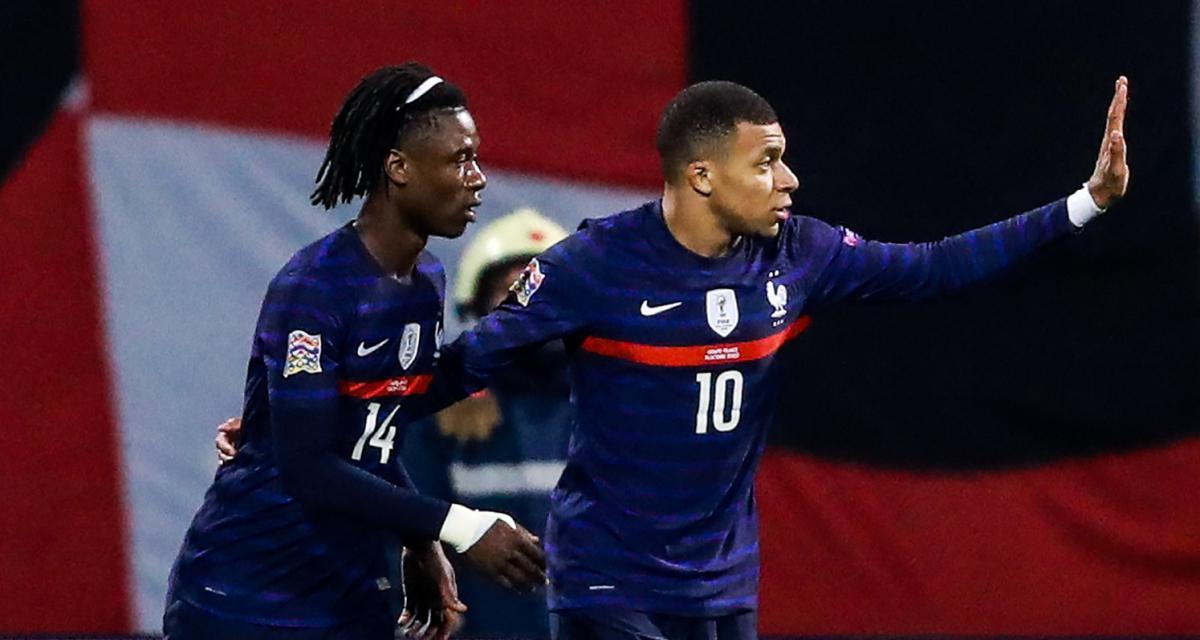 Camavinga veut s'inspirer de Mbappé : quitter Rennes pour un club français plus huppé (PSG ?) avant d'aller à l'extérieur.