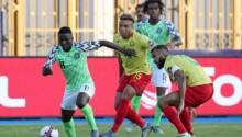 Nigeria-Cameroun : 3-2