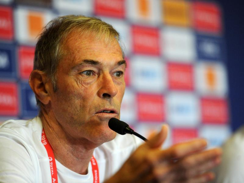 Michel Dussuyer rester le sélectionneur du Bénin.