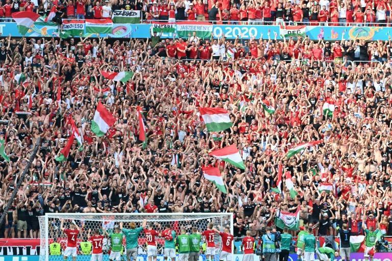 Des cris racistes seraient descendus des gradins du Puskas Arena où se déroulait, ce samedi 19 juin, Hongrie-France (1-1).