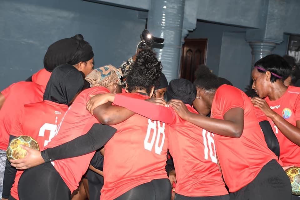 Les Guinéennes sont en quarts de finale de la CAN dames de handball.