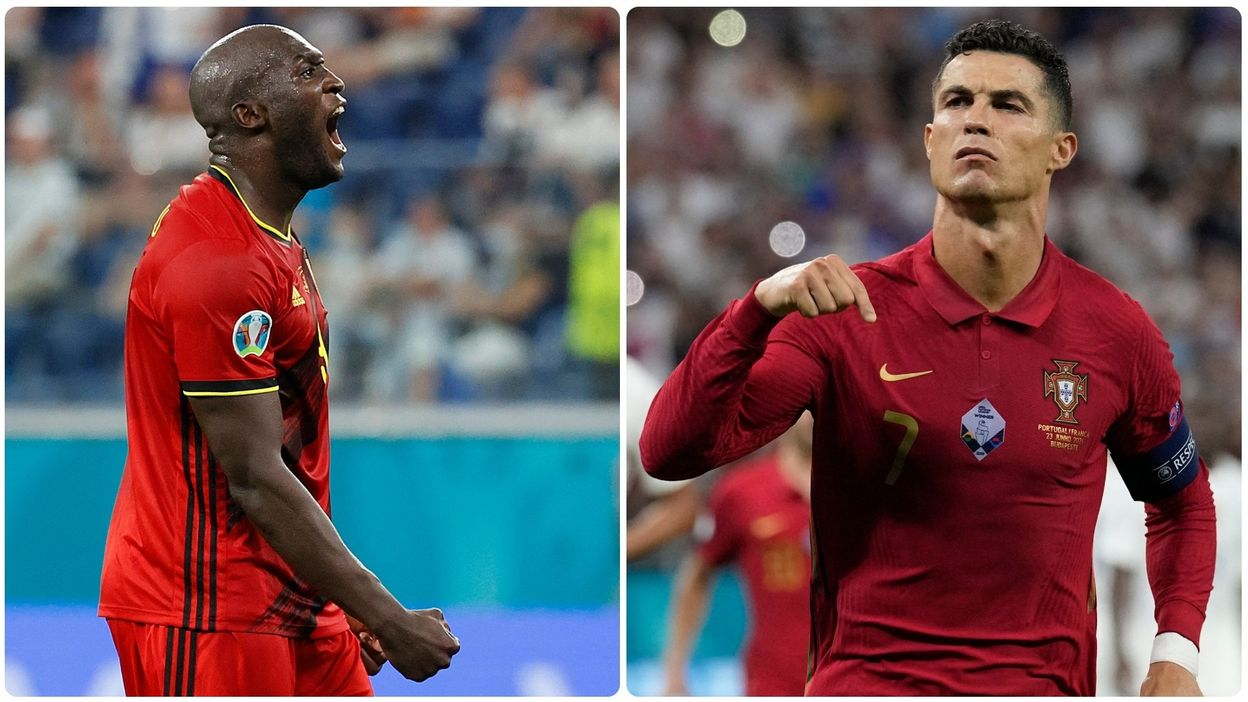 Lukaku ou Ronaldo ? Un seul survivra au terme du huitième de finale Belgique-Portugal de ce dimanche 27 juin.