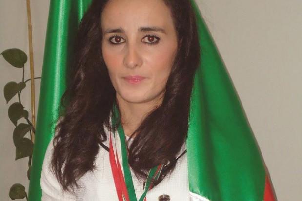 Samira Mokrani.