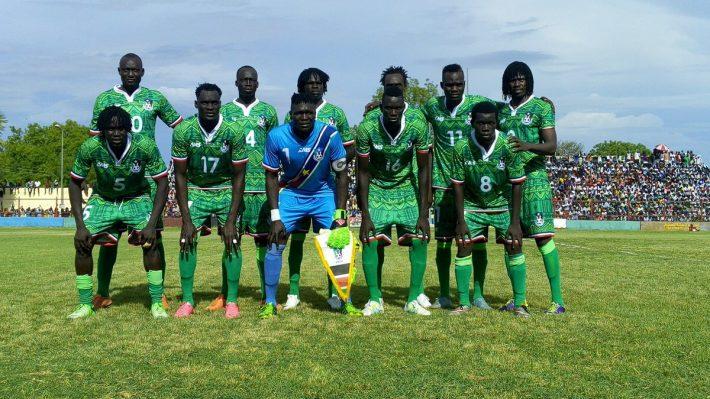 La sélection du Soudan du Sud a déclaré forfait face à la Jordanie, en barrage de la Coupe arabe.