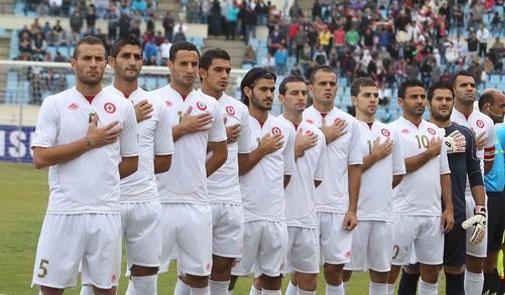 La sélection du Liban.