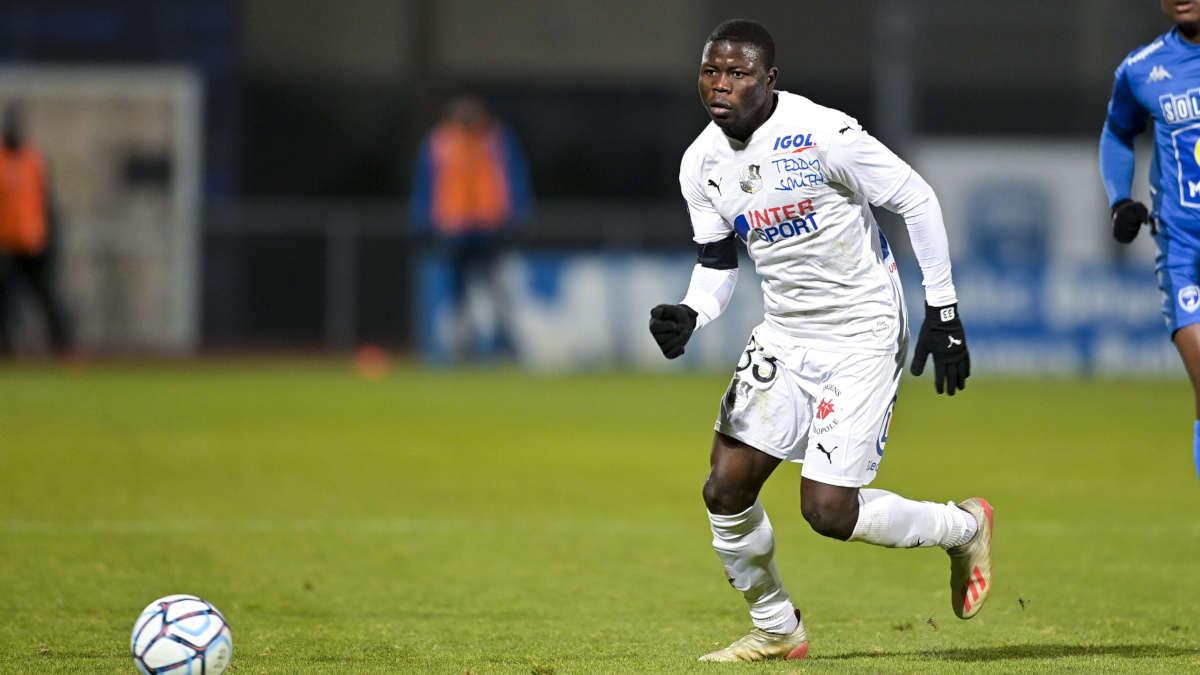 Youssouf Assogba signe son premier contrat pro avec Amiens