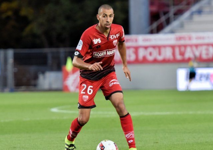 Le Marocain Fouad Chafik.