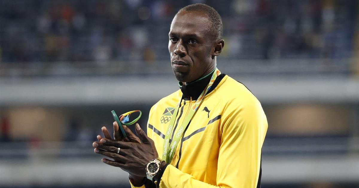 Usain Bolt pas trop optimiste pour les athlètes jamaïcains pour les JO de Tokyo