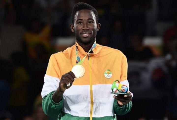 Cheick Cissé Sallah pour conserver sa médaille d'or de 2016 aux olympiades de Rio