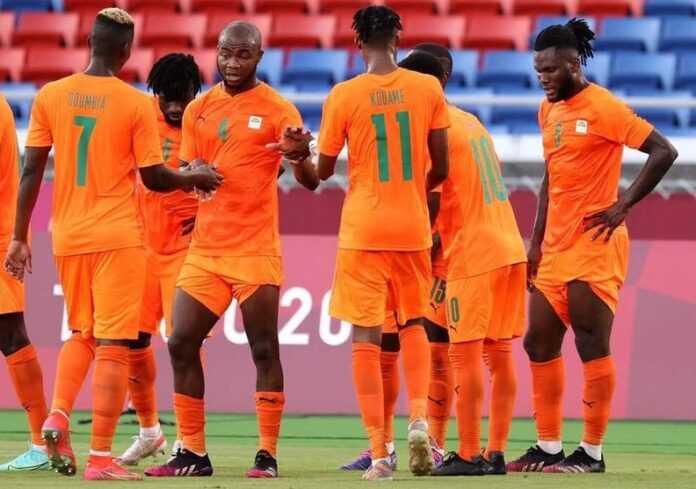 Les Ivoiriens ne verront pas les demi-finales des JO.