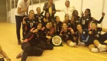 DHJ champion du Maroc de volleyball (1)