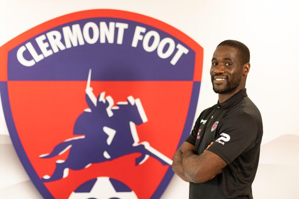 Emerse Faé nouveau coach à Clermont