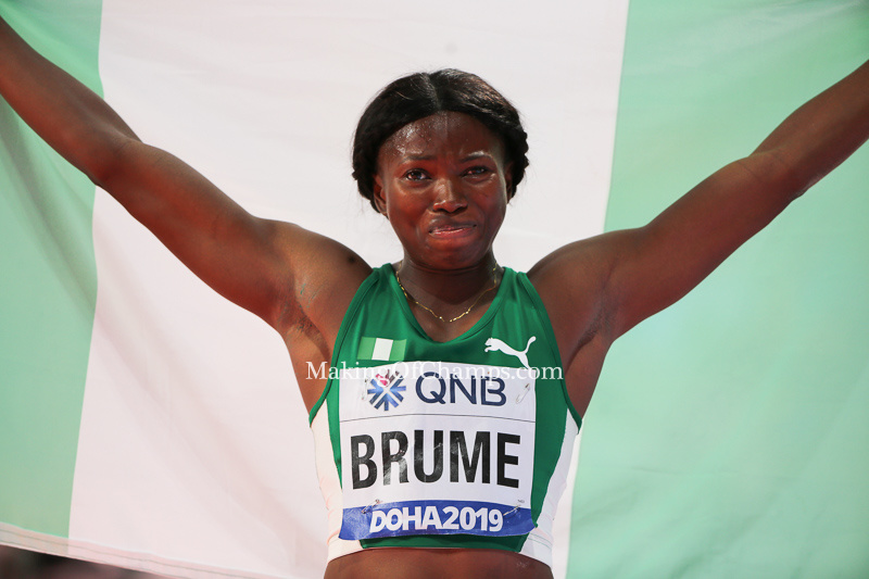 Ese Brume-JO-Nigeria-Saut en longueur