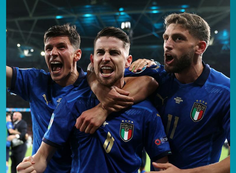L'Italie élimine l'Espagne et file en finale