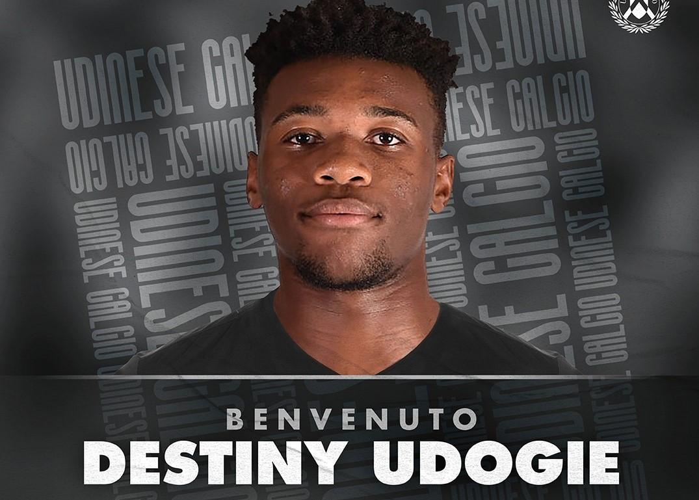 Iyenoma Destiny Udogie