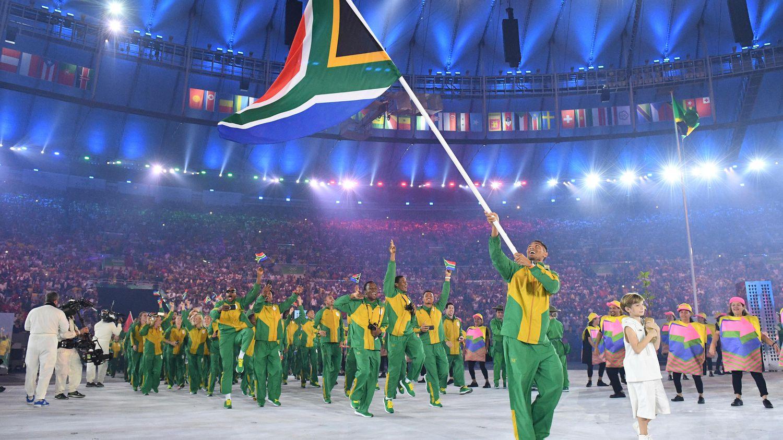JO 1992. L'Afrique du Sud marque son retour dans le monde de l'olympisme.