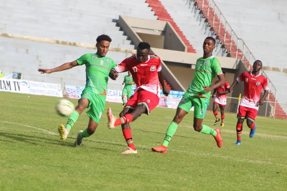 Kenya humble Djibouti in CECAFA U-23 Challenge Cup tie