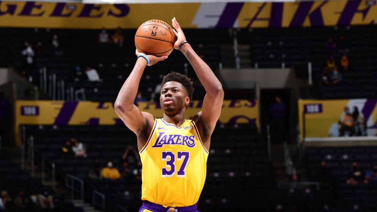 Kostas Antetokounmpo est passé des Lakers (NBA) à l'Asvel (Jeep Elite).