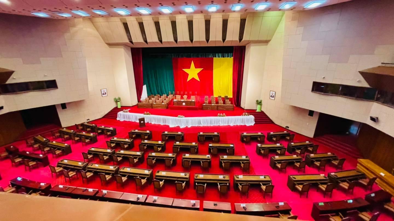 Le Palais des Congrès de Yaoundé va accueillir le tirage de la CAN 2021.