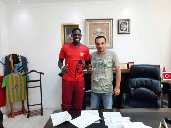 Le Béninois Daouda Yacouboua du VKP Bratislava est le seul volleyeur africain a évolué dans le championnat de la Slovaquie