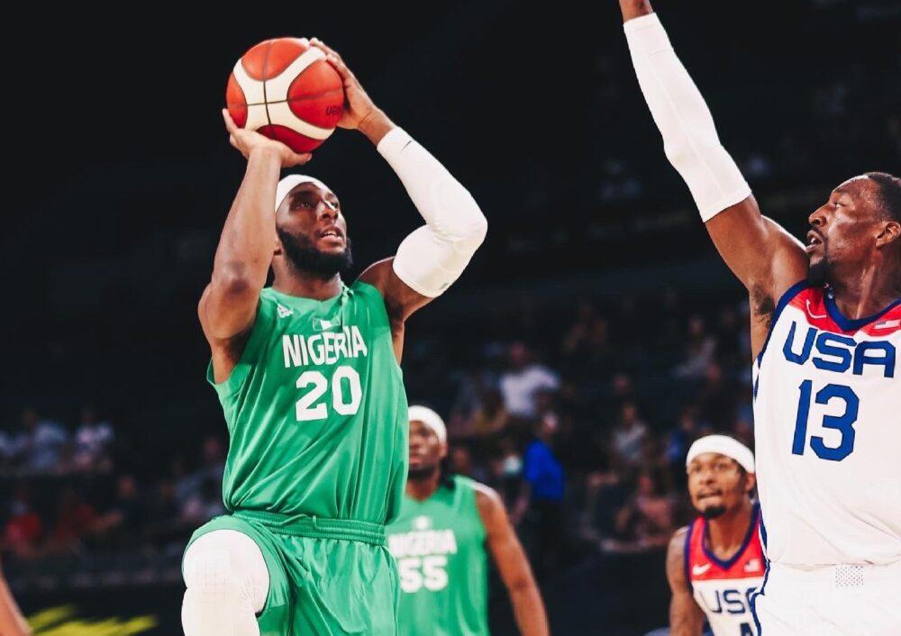 Les D-Tigers du Nigeria domptent les USA
