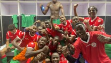 Burundi U23- HIRONDELLES
