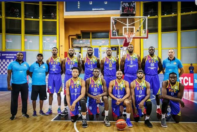 RD Congo basket