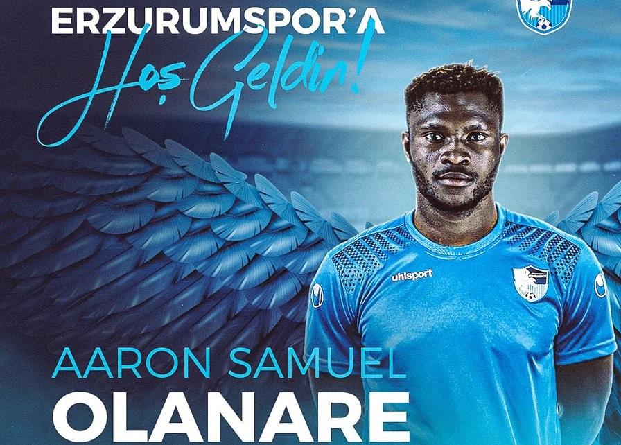 Samuel Olanare