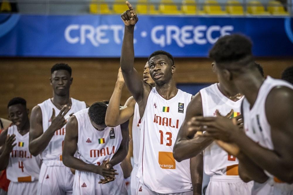 Basket Sélection U19 du Mali