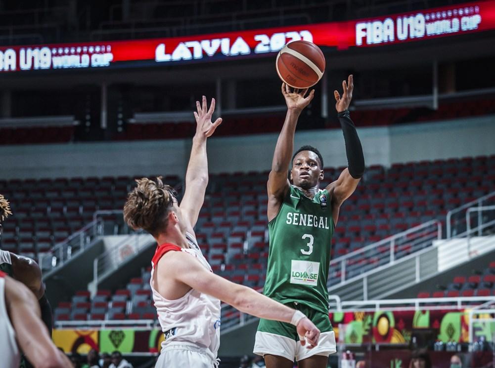Sénégal basket U19