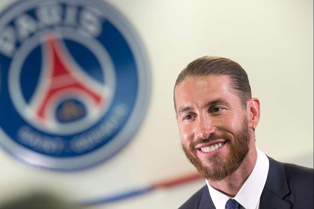 Sergio Ramos s'engage pour deux ans avec le PSG