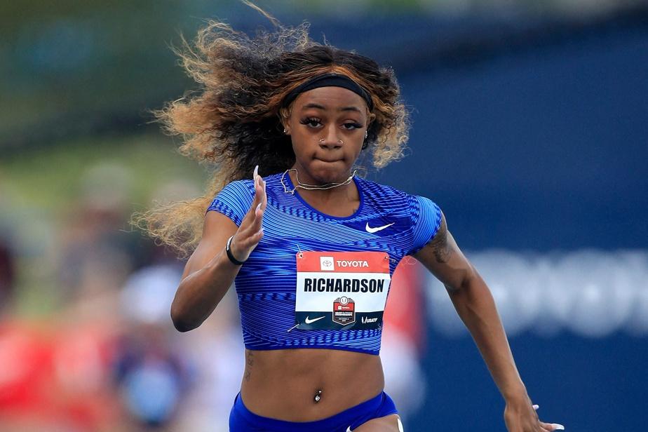 Sha'Carri Richardson, suspendue pour un mois, sera absente du 100m aux JO de Tokyo
