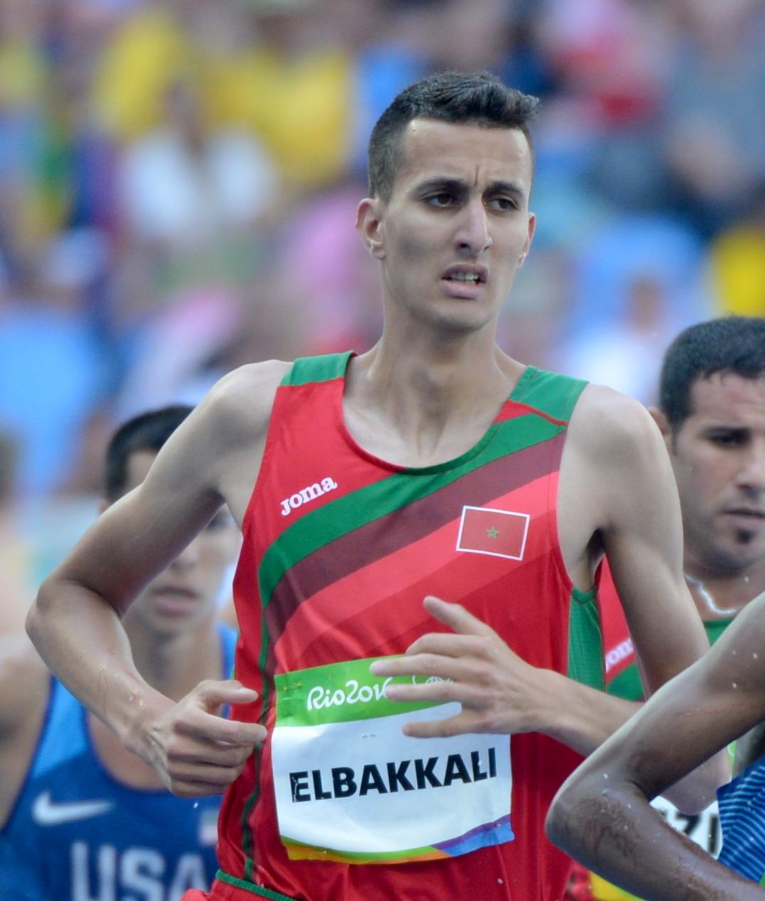 Après Rio 2016, El Bakkali sera aussi à Tokyo 2020.