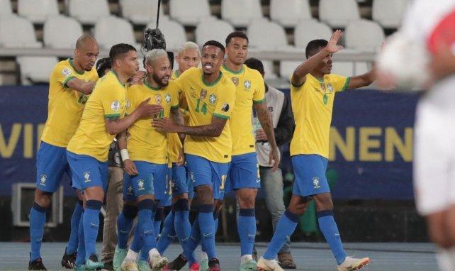 Vainqueur de la Chili, les Bresiliens affronteront le Perou en demi-finale de la Copa America 2021