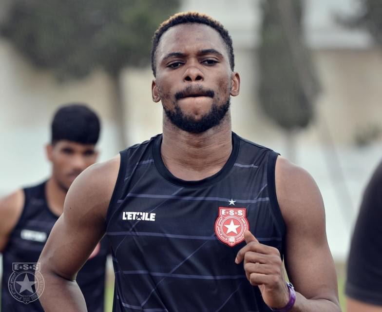 Vinny Kombe Bongonga sous ses nouvelles couleurs