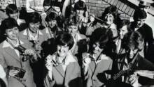Zimbabwe équipe féminine hockey sur gazon 1980